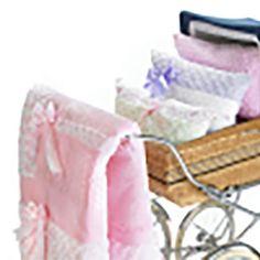 Custom, handmade minkie bedding...