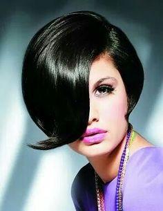 Estilos y tendencias de cabellos oscuros