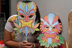 How to Plan a Hawaiian Luau Birthday Party for Kids...Ideas for games for the party