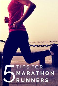 New Year's resolution? Run a marathon. Here's some helpful training tips. Marathon Runners, Fitness Fun, Running Tips, Resolutions, Healthy Habits, Fun Workouts, Helpful Hints, Kicks, Training