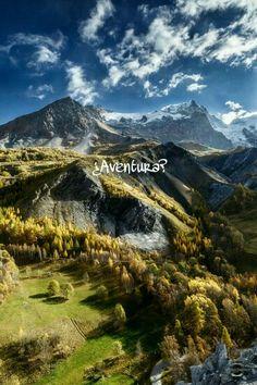 French Alps  -  Francia #Wanderlust #Europa #198