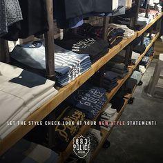 Change your #StyleStatement!  #883PoliceIndia #Denims #MensWear #men #Fashion #Shopping #OnlineShopping #Product #Brand #swag #Style #Outfit #OTD #Jeans #Polos #tshirts #jackets #shirts #Indiranagar #Bengaluru #Bangalore #BengaluruFashion #ShopNow #PremiumBrand #Premium