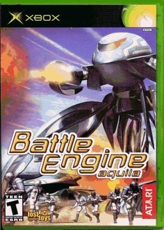 Battle Engine Aquila by Infogrames,