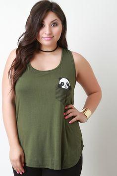 7c64d5740e4cf Panda – Style Lavish Cute Tank Tops