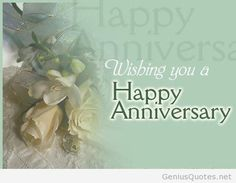 Happy Anniversary Wishes   Happy Anniversary Cards