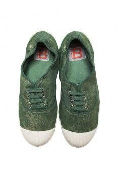 Bensimon Shinny vert