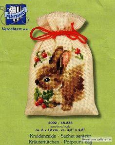 Gallery.ru / Фото #5 - год кролика маленькие схемы вышивки - tamarabo