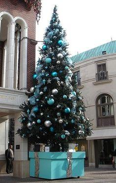 Tiffany & Co. Christmas Tree