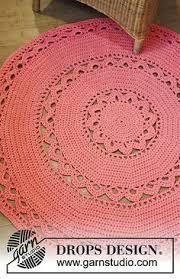 crochet pattern alicia rug - Google-haku