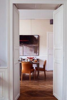 BELLE VIVIR: Interior Design Blog   Lifestyle   Home Decor: Chevron floors