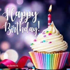 Advance Happy Birthday, Free Happy Birthday Cards, Happy Birthday Cake Images, Happy Birthday Cupcakes, Birthday Cake With Candles, Happy Birthday Greetings, Happy Birthday Child, Birthday Cake Gif, Birthday Wishes Gif