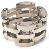 heavy casa prieto bracelet -