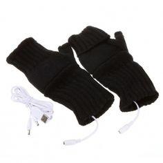 Calculator, Gloves, Gadgets, Winter, Winter Time, Gadget, Mittens