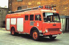 1972 bedford TK fire tender - Google Search
