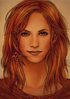 -Amber- by AngelaMireille.deviantart.com on @DeviantArt