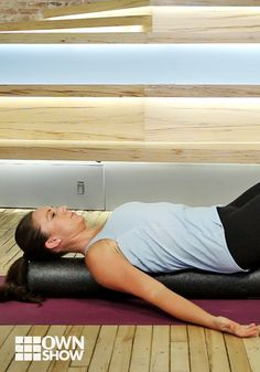 The Easy Foam Roller Move To Improve Your Posture