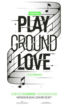 """Playground love"" from Lisbonlovers"
