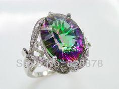 mystic topaz rings   ... -Rainbow-Fire-Mystic-Topaz-925-Sterling-Silver-Ring-Size-6-7.jpg