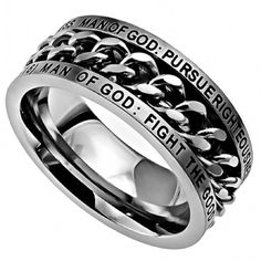 - Man of God: The Ring is Inspired by The Man of God Passage that Christians…