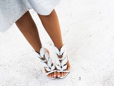 Chic shoes!