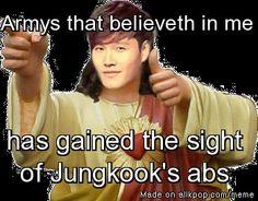 Bless the Holy Jongkook
