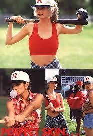 Znalezione obrazy dla zapytania claudia schiffer sport fashion
