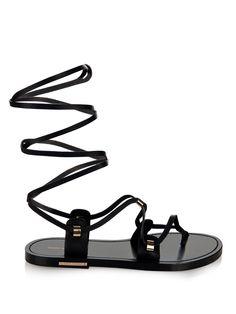 Anil wraparound leather sandals | Isabel Marant | MATCHESFASHION.COM UK