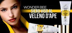 Wonder Bee siero viso al Veleno d'Ape