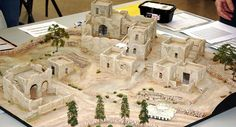 A piccie of a terrain board constructed by my brother (Lessor Queeg) for use with a new set of modern skirmish rules set in the Afghanistan conflict. Only one pic unfortunately as the customer . Warhammer Terrain, 40k Terrain, Game Terrain, Wargaming Terrain, Desert Diorama, Christmas Nativity Scene, Nativity Scenes, Christmas Crafts, Free To Use Images
