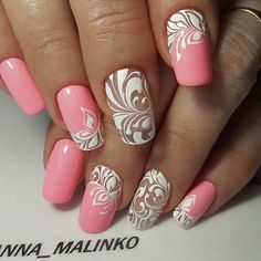 """1,546 Likes, 5 Comments - Лучшие идеи маникюра! 💅🏻 (@nails_page__) on Instagram: """"➡️ @anna_malinko г. Борисов"""""""