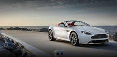 another dream car  Aston Martin VB Vantage Roadster!