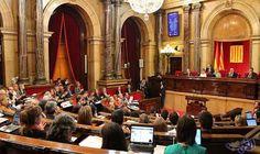 برلمان كتالونيا يعلن استقلال الإقليم عن إسبانيا