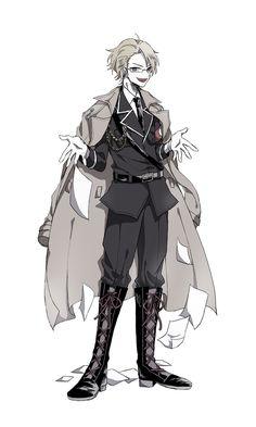 Dieselpunk, Hetalia, Anime Guys, Art Reference, Character Design, Fandoms, Princess Zelda, Image, Joker