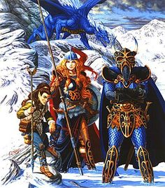 Dragonlance Chronicles - Dragons of Winters Night