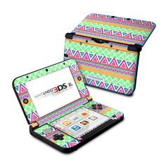 Nintendo 3DS XL Skin - Tribe by Brooke Boothe | DecalGirl