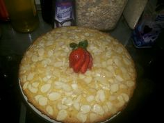 Almond cake ;)