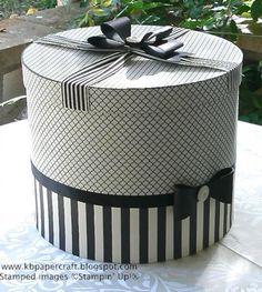 pinterest hatbox project | Hat Box