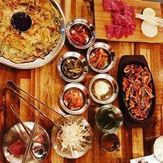 #korean dinner#Reunion