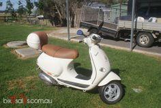 2001 Vespa ET4 150