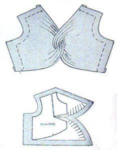 Blusa d moño enlasado