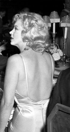 Marilyn at the 'Milk Fund For Babies' charity benefit at the Waldorf Astoria Hotel in New York, June 13th 1957.