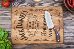 Best gift for men.  This chopping board is the unique gift for any occasion. You can present it for an anniversary, birthday, Christmas, wedding or