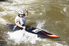 Aitor Garmendia - Canoe Slalom - Mundial Junior/Sub23 2015