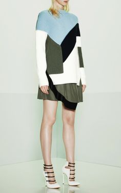 Prabal Gurung Resort 2015 Trunkshow Look 1 on Moda Operandi