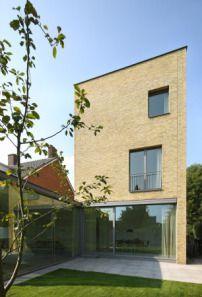 Einfamilienhaus in den Niederlanden / Ruhig wie ein Backstein - Architektur und Architekten - News / Meldungen / Nachrichten - BauNetz.de