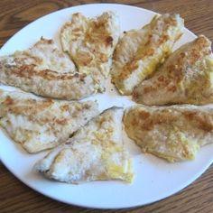 Pan Fried Ocean Perch Recipe