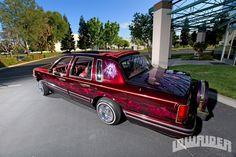 1994 Lincoln Town Car - Lowrider Magazine
