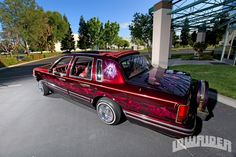 1994 Lincoln Town Car - Lowrider Magazine