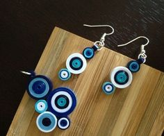 paper quilling jewelry