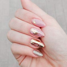 Awesome Ideas for Acrylic Nails ★ See more: https://naildesignsjournal.com/acrylic-nails-awesome-ideas/ #nails